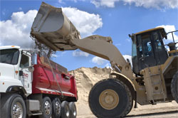Wissota Sand & Gravel Aggregate Suppliers