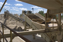 Wissota Sand & Gravel Industry Meets Aggregate Specifications