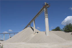 Family Owned Wissota Sand and Gravel Aggregate Business.